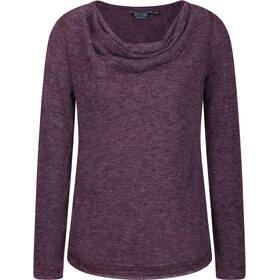 Regatta Frayda LS Shirt Damen prune